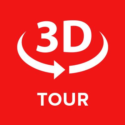 3D Tour for 3 Bed, 2.5 Bath
